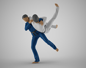 Judo Championships 3D printable model