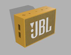 3D printable model JBL Go 1 Bluetooth Speaker