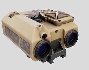 3D model Wilcox Raptar-S Laser Range Finder