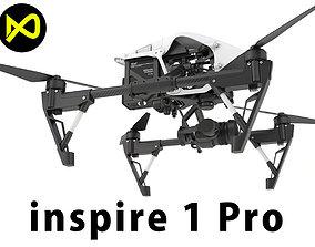 DJI Inspire 1 Pro 3D