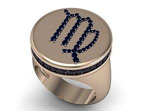 Virgo ring model 002