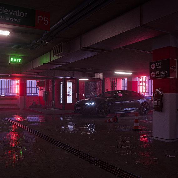 Parkade