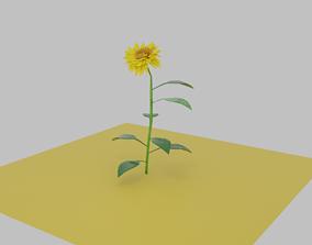 3D Flower game