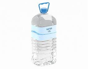 3D model Water Bottle 5 L Generic