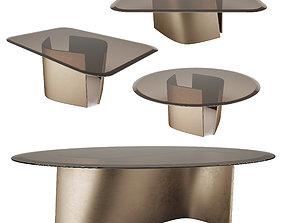 Coffee table ESSE 40 By Reflex Design Tulczinsky 3D