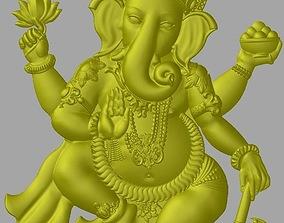 ganesh god 3D models for artcam and aspire 3d