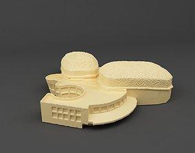 Esplanade Singapore 3D printable model