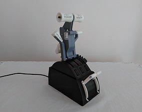 SAITEK THROTTLE QUADRANT BOX WITH START 3D printable model