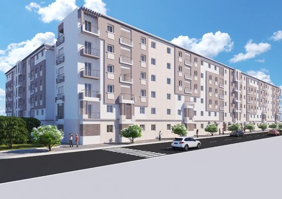 multi housing in algeria