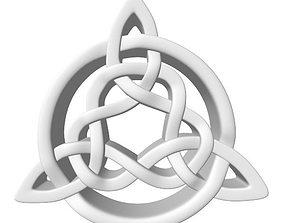 Celtic Knot 5 3D model