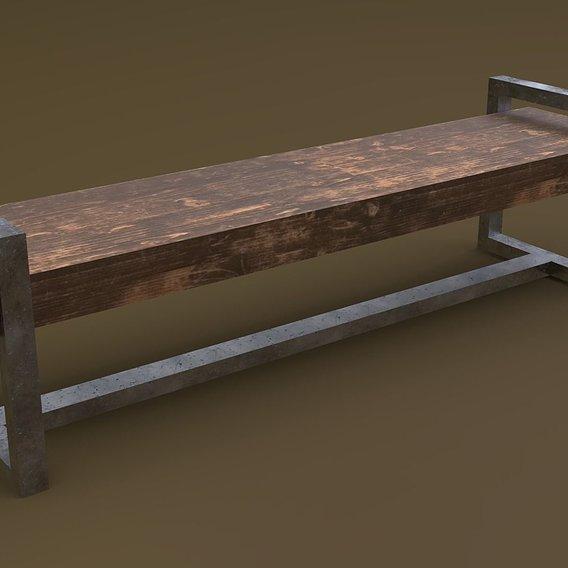 Bench 16 R