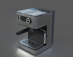 COFFEE MAKER 3D model VR / AR ready PBR