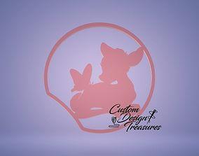 Bambi 3D Mouse Ear