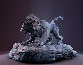Cerber 3D print model