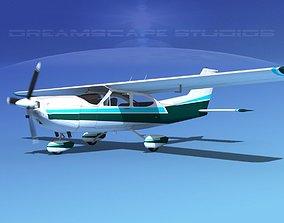 Cessna 177 FG Cardinal V11 3D model