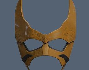 3D printable model Tigress Mask