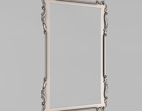 Frame for the mirror 3D printable model house