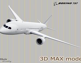 3D model BOEING-787