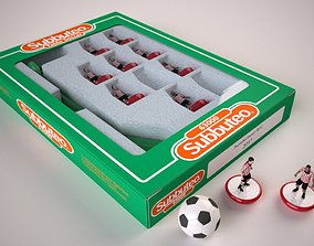 VR / AR ready Subbuteo Table Soccer Football Team Box 4