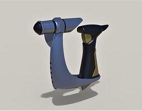 3D print model Data Plasma Compression Pistol from Star 1