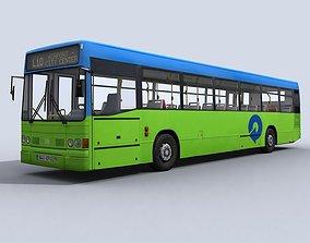 Urban Bus 3D asset
