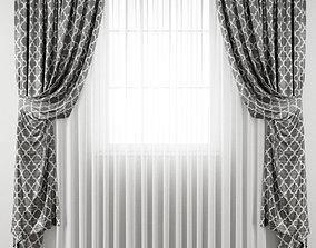 Curtain 124 3D