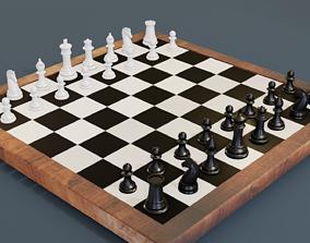 Chess- Normal 3D asset