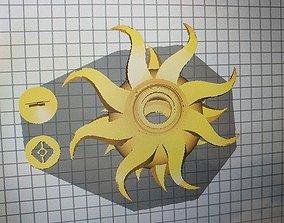 Destiny Ghost Predator Shell 3D printable model