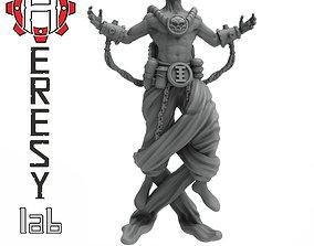Heresylab - Daemonic Host 3D printable model
