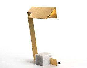 Clark Table Lamp 3D