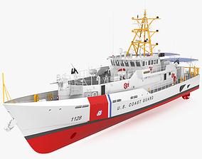Sentinel-class cutter 3D model
