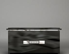 3D model Lalique Cabinet decoration