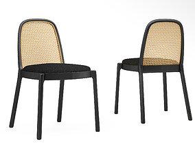 3D model CB2 Nadia Cane chair