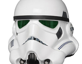 3D print model Stormtrooper Helmet