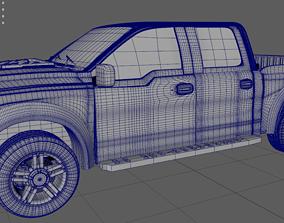 Ford F150 Raptor 3D model
