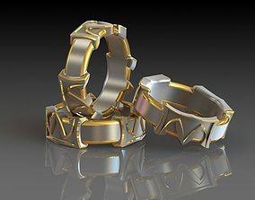 Mike ring 3D print model