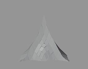 Peak Structure 2nd Version 3D model
