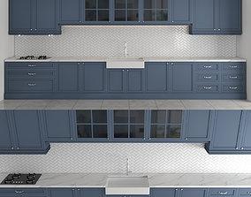 3D model kitchen-set018