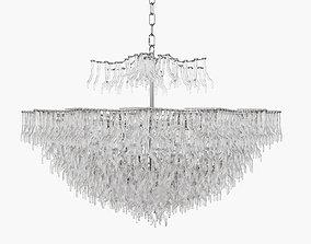 Reef chandelier 3D model