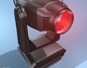 3D Spot moving head