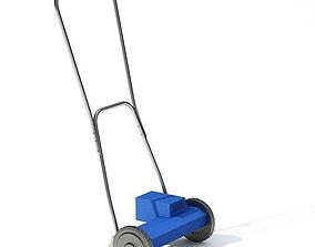 3D Push Reel Mower