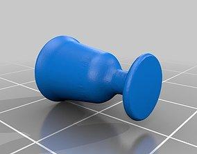 3D printable model FIGURINE OF THYRION LANNISTER FROM 4
