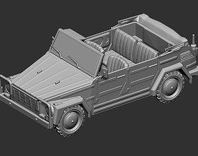 3D printable model 1 to56 VW 181 - Jeep of Bundeswehr 2
