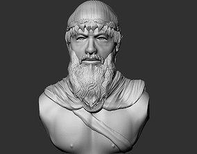 3D printable model Leonidas Bust
