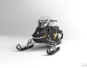 3D model Skidoo BRP