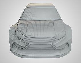 3D printable model Vesta moulding