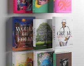 Books 06 3D