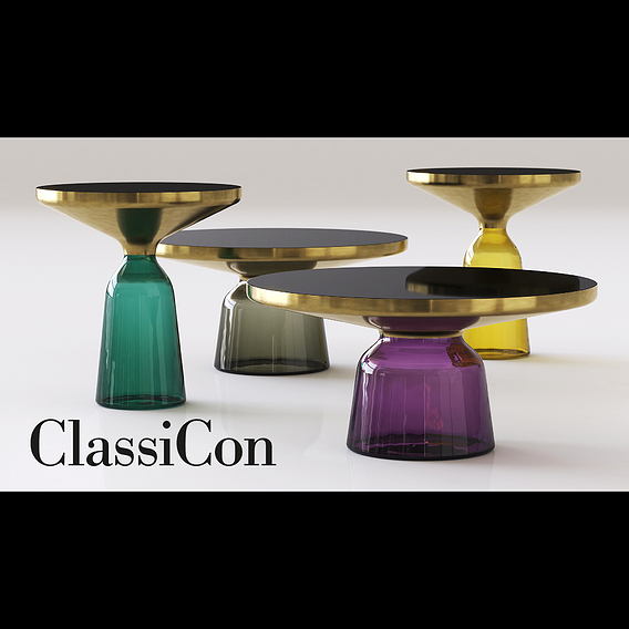 ClassiCon - Bell Coffee Table