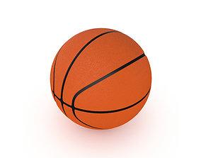 3D model Basketball play