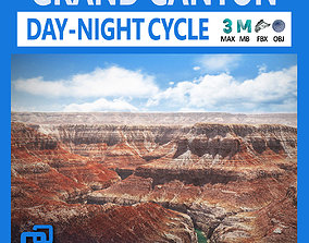 3D Grand Canyon Environment